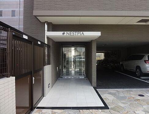 マンション(建物一部)-福岡市博多区下呉服町 清潔感のあるエントランス