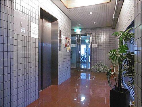 マンション(建物一部)-大阪市浪速区幸町2丁目 エレベーターがあり便利です。