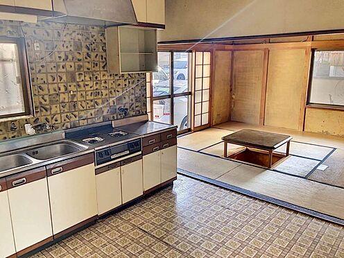 中古一戸建て-豊田市水源町2丁目 収納豊富でお好みのキッチンにリフォームも可能です♪
