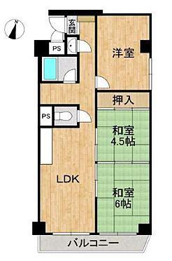 区分マンション-大阪市東成区大今里西2丁目 南東向きバルコニーのあるファミリータイプ