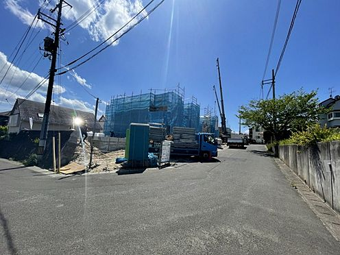 新築一戸建て-仙台市太白区金剛沢3丁目 外観