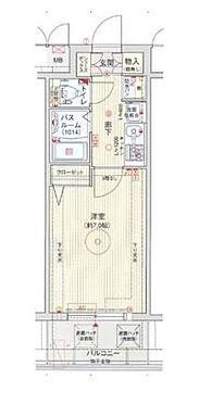 マンション(建物一部)-大阪市浪速区日本橋東3丁目 間取り