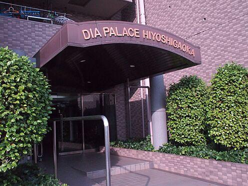 中古マンション-川崎市高津区蟹ケ谷 エレベーター付の4階部分
