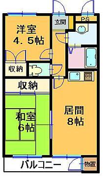 マンション(建物一部)-札幌市白石区栄通9丁目 間取り