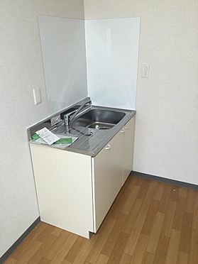 アパート-板橋区徳丸1丁目 キッチン