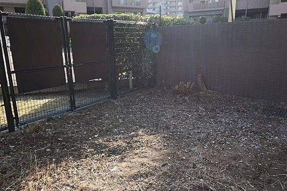 中古マンション-八王子市別所1丁目 約23.59m2専用庭