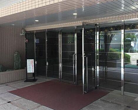 マンション(建物一部)-神戸市須磨区白川字不計 エントランスには防犯カメラがありセキュリティー面に配慮あり