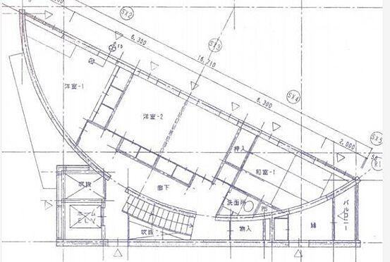 ビル(建物全部)-狭山市広瀬東2丁目 2階間取図