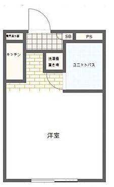 マンション(建物一部)-板橋区赤塚3丁目 間取り