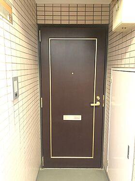 中古マンション-鶴ヶ島市富士見4丁目 玄関
