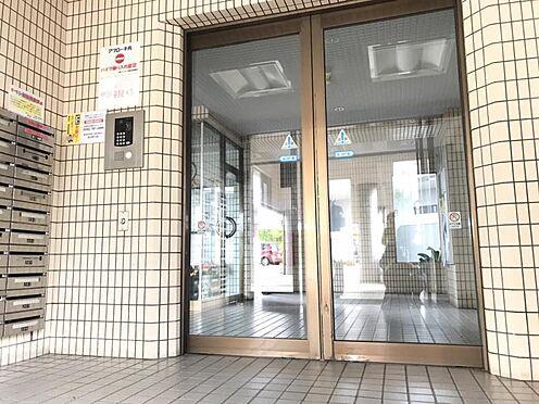 中古マンション-福岡市東区箱崎7丁目 安心のオートロックです。