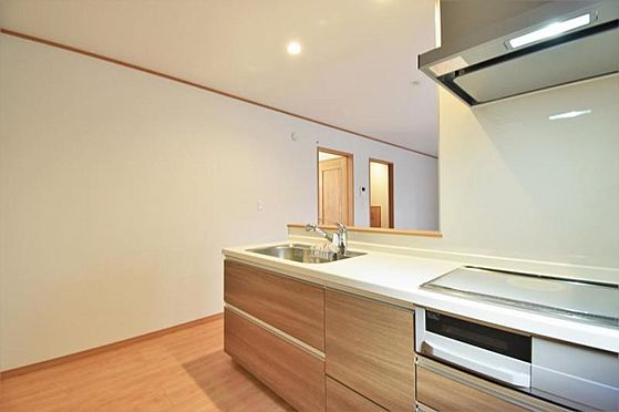 新築一戸建て-仙台市宮城野区平成2丁目 キッチン