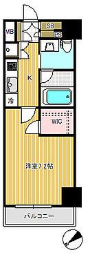 マンション(建物一部)-板橋区東新町1丁目 広いウォークインクローゼットがある1Kです。