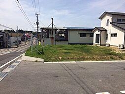 矢代田駅前分譲地