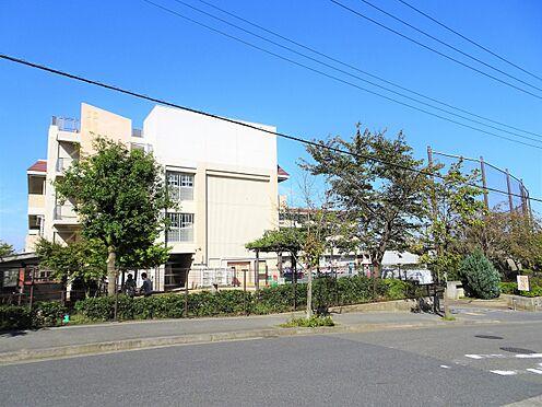 土地-横浜市緑区森の台 森の台小学校 徒歩 約5分(約400m)