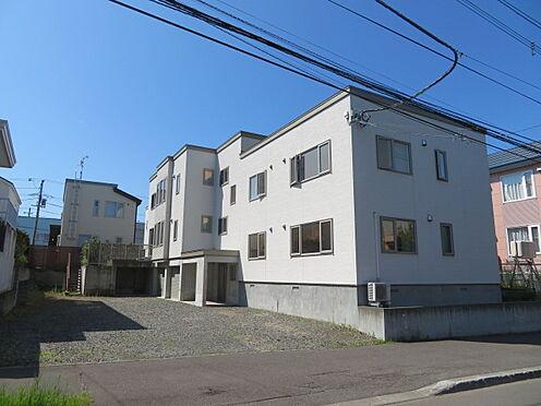 アパート-札幌市清田区平岡四条3丁目 外観