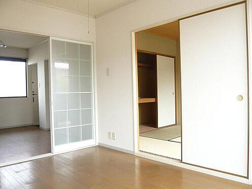 アパート-取手市宮和田 居間