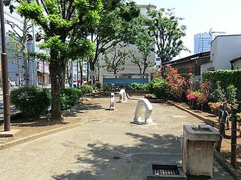 アパート-渋谷区初台1丁目 本町ずい道公園