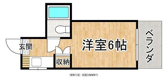 アパート-福岡市早良区原2丁目 間取り