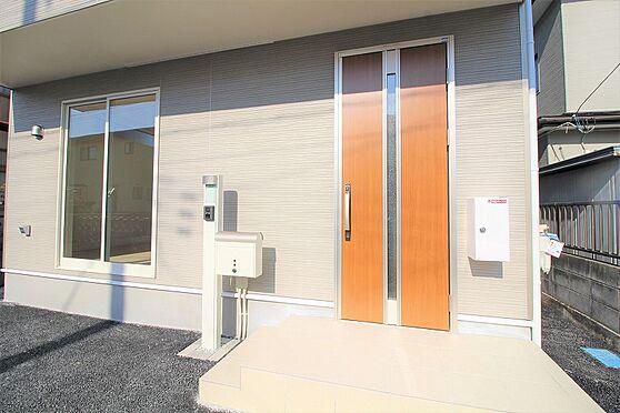 新築一戸建て-仙台市太白区袋原3丁目 玄関