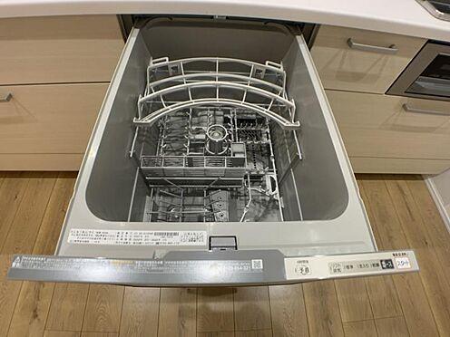 新築一戸建て-知多市にしの台1丁目 食洗機標準装備です。
