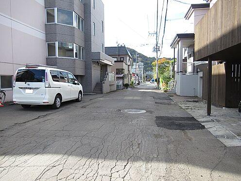 マンション(建物全部)-札幌市中央区南七条西17丁目 前面道路 公道 幅員5.4m 間口21.27m