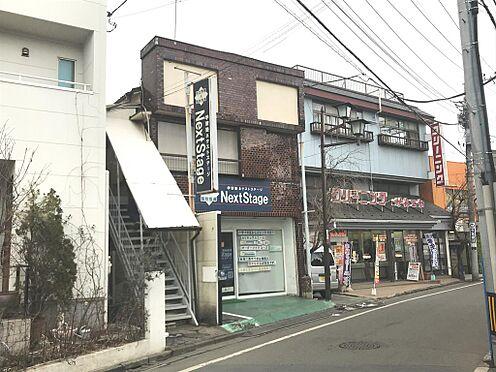 店舗付住宅(建物全部)-川越市大字砂 駅より2分の好立地。表面利回り0.975%