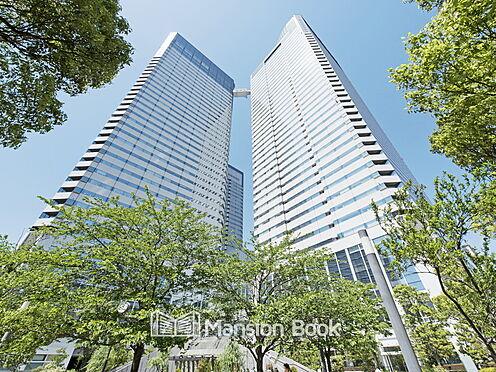 中古マンション-中央区晴海2丁目 晴海トリトンスクエア郵便局(485m)