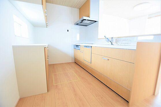 新築一戸建て-仙台市若林区六丁の目中町 キッチン