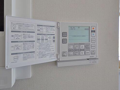中古マンション-品川区東品川3丁目 床暖房の操作パネル