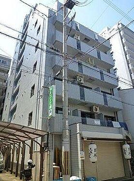 マンション(建物一部)-大阪市浪速区幸町2丁目 爽やかな外観です