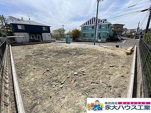 新築一戸建て-仙台市宮城野区鶴ケ谷4丁目 外観