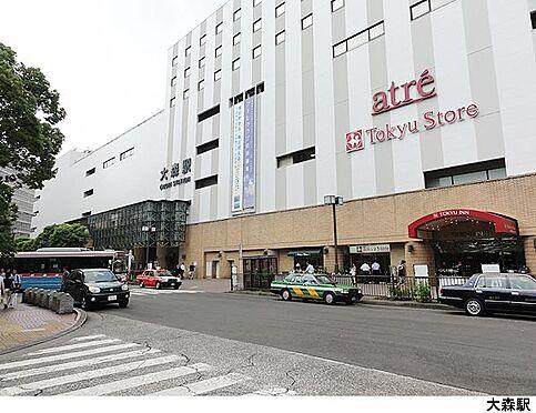 アパート-大田区山王4丁目 大森駅(現地まで1040m)