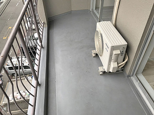 中古マンション-大阪市平野区西脇2丁目 バルコニー