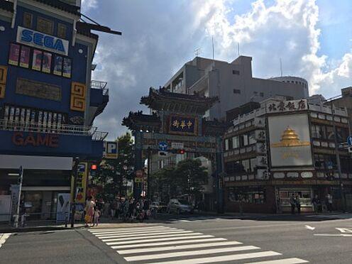 マンション(建物一部)-横浜市中区山下町 横浜中華街までは徒歩1分の距離に位置しております