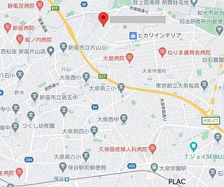 アパート-新座市栄1丁目 その他