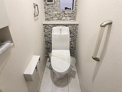 戸建賃貸-名古屋市南区堤起町1丁目 トイレ(こちらは施工事例となります。)