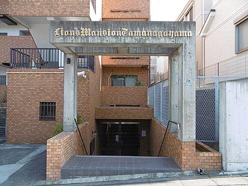 中古マンション-多摩市聖ヶ丘1丁目 対象不動産のエントランス部分までは階段があります。
