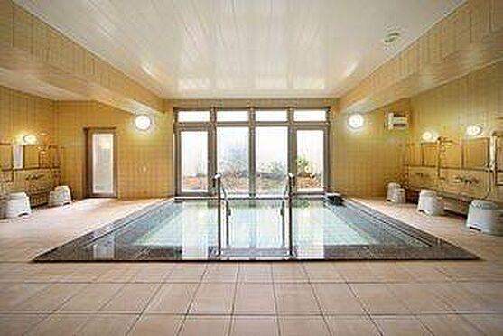 マンション(建物一部)-堺市堺区北安井町 毎日利用可能な大浴場