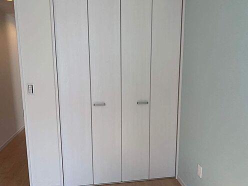 戸建賃貸-名古屋市北区北久手町 収納スペースが豊富な室内。綺麗なお部屋を保つことができます。