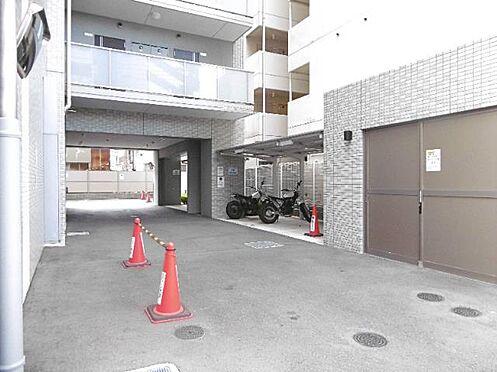 マンション(建物一部)-大阪市淀川区新北野3丁目 バイク・自転車置き場があるから、移動も楽々。