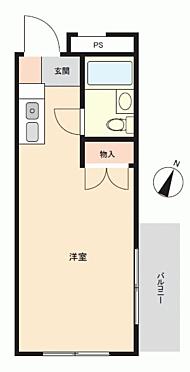 マンション(建物一部)-世田谷区用賀2丁目 間取り