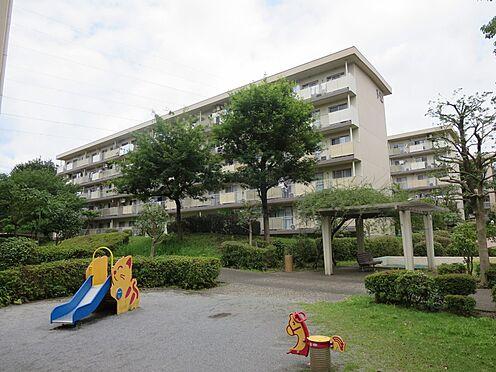 中古マンション-横浜市緑区霧が丘6丁目 敷地内公園が点在し遊歩道が網羅