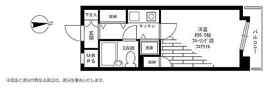 マンション(建物一部)-新宿区西早稲田2丁目 間取り