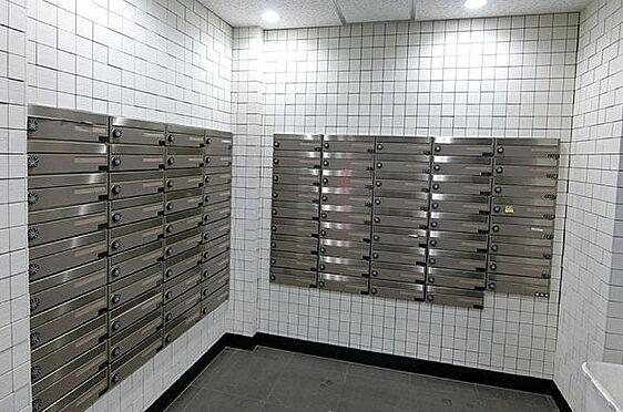 区分マンション-大阪市北区天神橋7丁目 メールBOX完備
