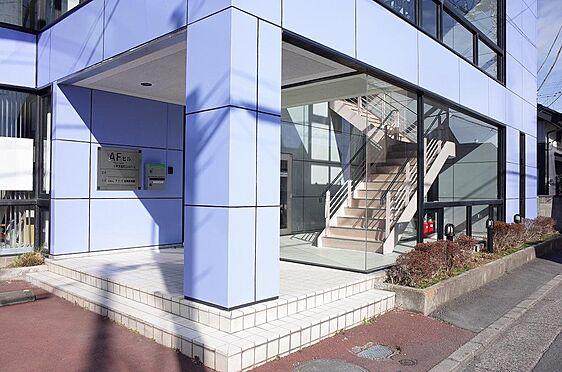 ビル(建物全部)-水戸市堀町 入口