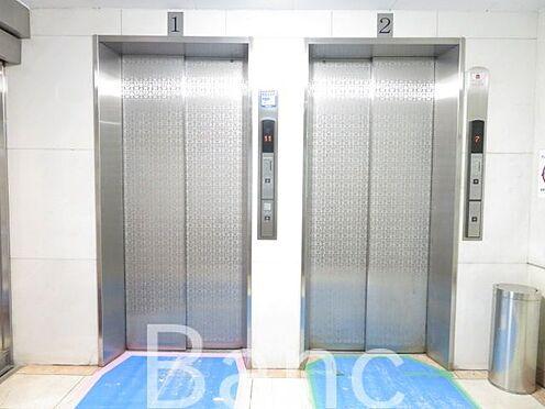 中古マンション-大田区中馬込2丁目 エントランス:エレベーター