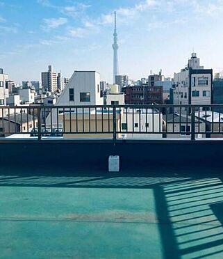 ビル(建物全部)-台東区日本堤1丁目 展望