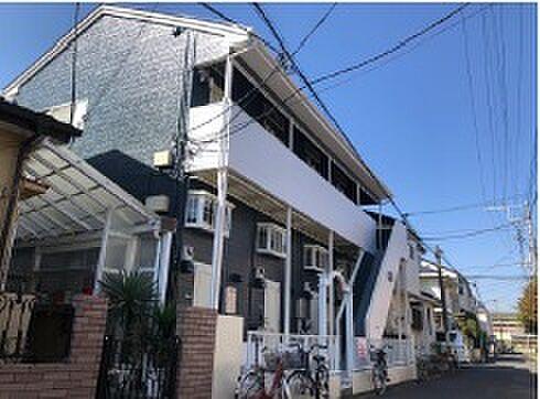 アパート-相模原市南区上鶴間本町8丁目 外観