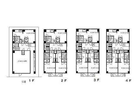 マンション(建物全部)-東大和市南街5丁目 間取り